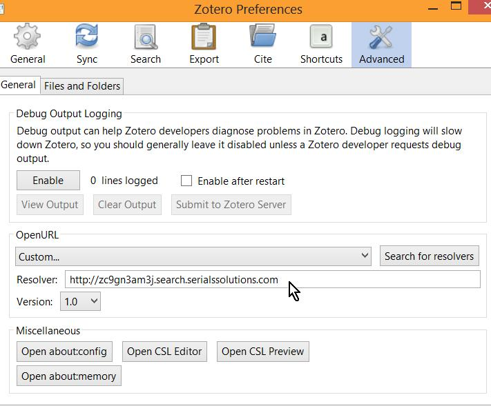Zotero Chrome Plugin